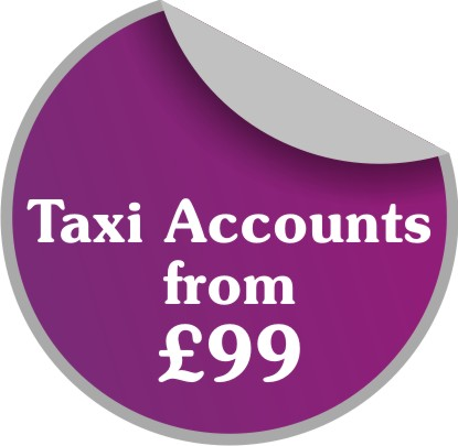 Taxi Accounts from £99